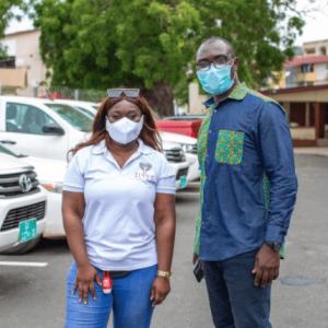 Charity Organisation Talk2Tiana Donates To Mental Health Facilities In Ghana