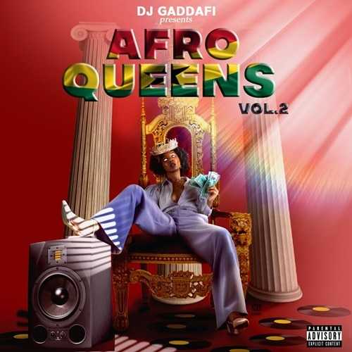 DJ Gaddafi – Afro Queens Vol. 2