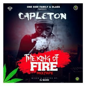 DJ Manni - Capleton King Of Fire Mixtape
