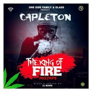 DJ Manni - Capleton King Of Fire Mixtape