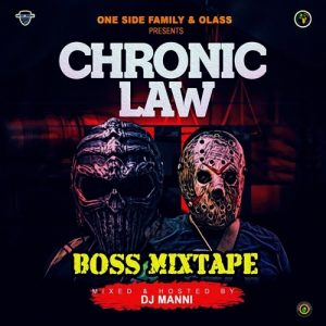DJ Manni - Chronic Law (Law Boss Mixtape)