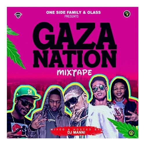 DJ Manni – Gaza Nation Mixtape