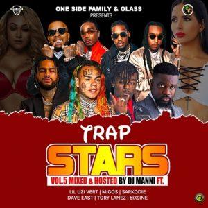 DJ Manni - Trapstars Vol.5