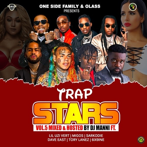 DJ Manni – Trapstars Vol.5
