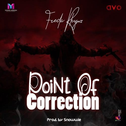 Freda Rhymz – Point Of Correction (Sista Afia & Eno Diss) (Prod. By Snowwie)