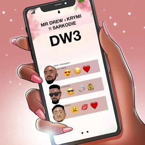 INSTRUMENTAL: Mr Drew x Krymi – Dw3 (feat. Sarkodie) (ReProd. By Kraxy Beatz)