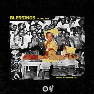 Ko-Jo Cue - Blessings (feat. Lud Phe)