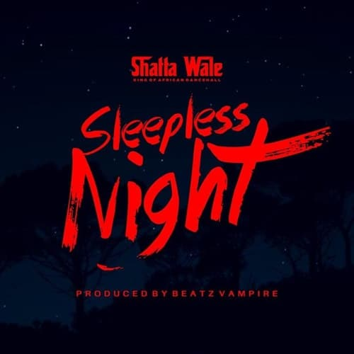 Shatta Wale – Sleepless Night (Prod. By Beatz Vampire)
