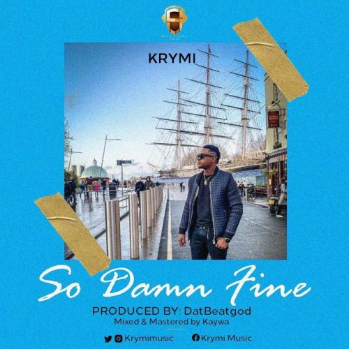 Krymi – So Damn Fine (Prod. by DatBeatGod)