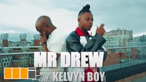 VIDEO: Mr. Drew - Later (feat. Kelvynboy)