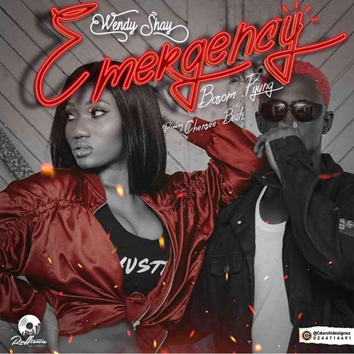 INSTRUMENTAL: Wendy Shay – Emergency (feat. Bosom P-Yung) (ReProd. By RichopBeatz)