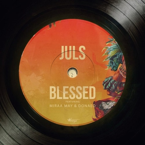 "British-Ghanaian record producer, Juls, out with new single ""Blessed."""