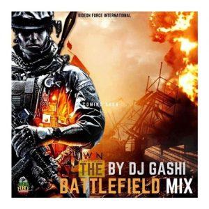 DJ Gashie - Iwan BattleField Dancehall Mixtape