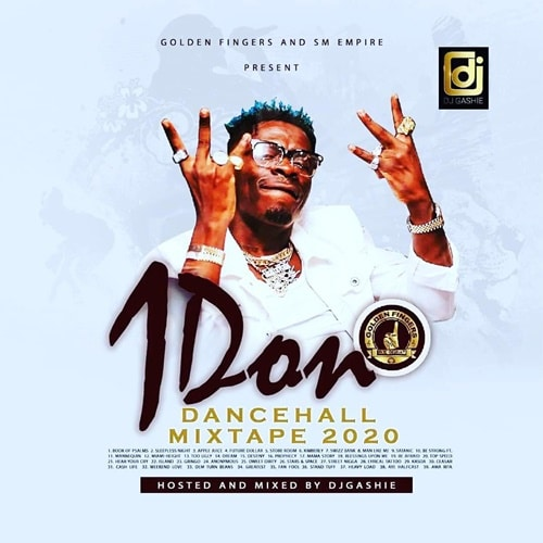 DJ Gashie – Shatta Wale One Don Mixtape