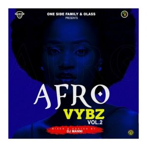 DJ Manni - Afro Vybz Vol. 2