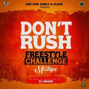 DJ Manni - Dont Rush Riddim Mixtape