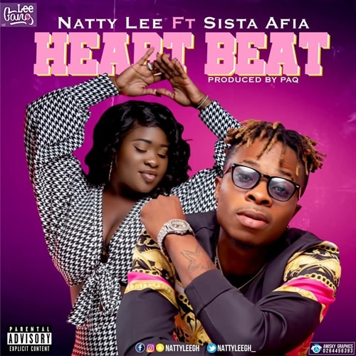 Natty Lee – Heart Beat (feat. Sista Afia) (Prod. By Paq)