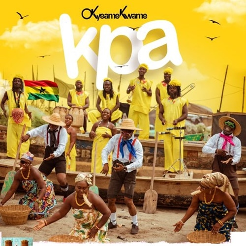 Okyeame Kwame – KPA (feat. Naomi & Oko (Wulomei))