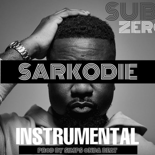INSTRUMENTAL: Sarkodie – Sub Zero (ReProd. By Simps OnDa Beat)