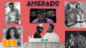 VIDEO: Amerado - Yeete Nsem Episode 11 with Teacher Kwadwo (feat. Beyonce, Shatta Wale, Sarkodie, Kyeiwaa)