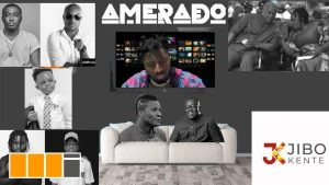 VIDEO: Amerado - Yeete Nsem Episode 8 (feat. Kwabena Kwabena, Prof Jane Naana Opoku Agyemang, AY Poyoo, Gyan)