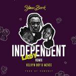 Yaw Berk – Independent Lady REMIX (feat. MzVee & KelvynBoy) (Prod. By Samsney)