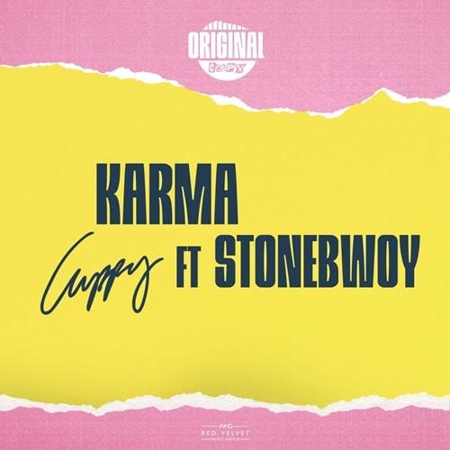 Cuppy – Karma (feat. Stonebwoy)