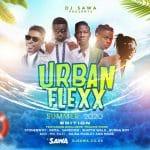 DJ Sawa - Urbanflexx End Of Summer 2020 Mixtape