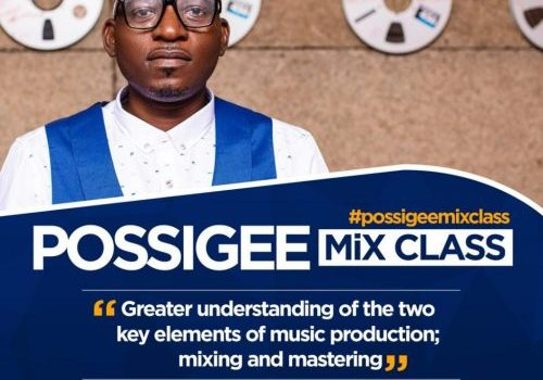 Ghanaian Producer and Mix Engineer, PossiGee, Set To Hold a 3-Day Mix Class