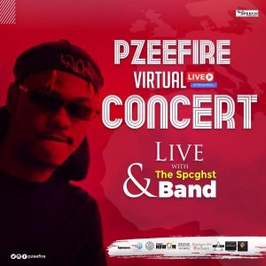Highlight of Pzeefire's impeccable performance on ETV Ghana