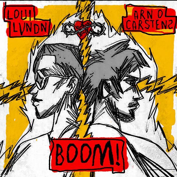 Loui Lvndn – BOOM! (feat. Arno Carstens)