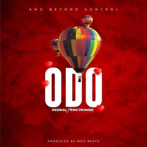 Medikal – Odo (feat. King Promise) (Prod. By M.O.G Beatz)