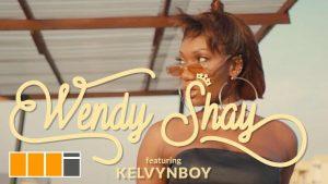 VIDEO: Wendy Shay - Odo (feat. Kelvynboy)