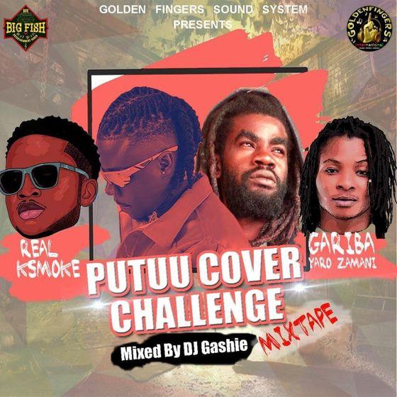 DJ Gashie – Putuu Cover Challenge Mixtape 2020