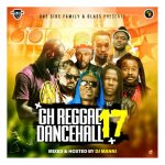 DJ Manni - GH Reggae Dancehall Vol.17 Mix (2020)