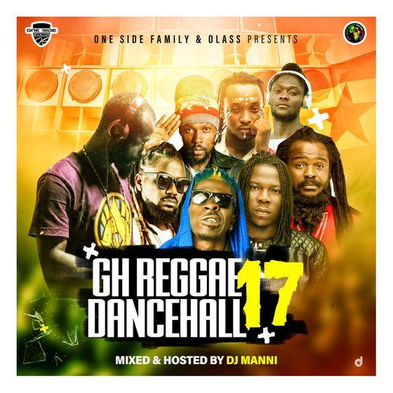 DJ Manni – GH Reggae Dancehall Vol.17 Mix (2020)