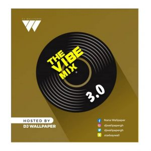 DJ Wallpaper – The Vibe Mix 3