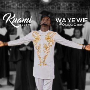 INSTRUMENTAL: Kuami Eugene - Wa Ye Wie (feat. Obaapa Christy) (ReProd. By RichopBeatz)