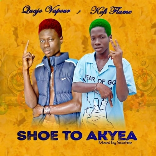 Qwajo Vapour – Shoe To Akyea