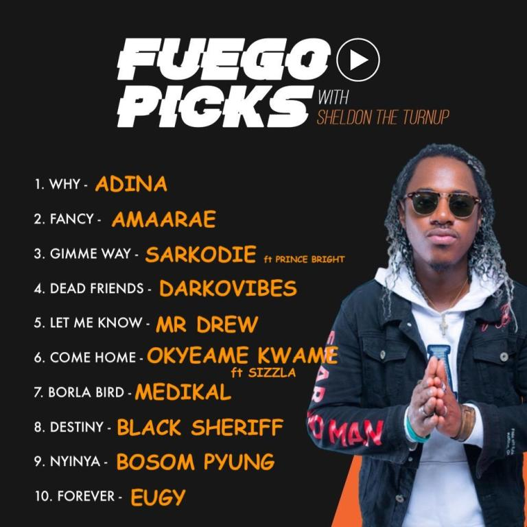 Sheldon The Turnup – Fuego Picks (Week 4)