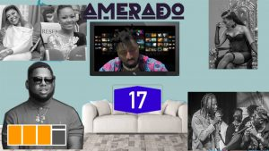 VIDEO: Amerado - Yeete Nsem Episode 17 with Clemento Suarez and Teacher Kwadwo (feat. D Black, Akuapem Polo)