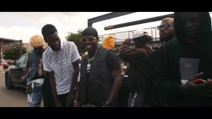 VIDEO: Flowking Stone - Oseikrom Geng (feat. Phaize Gh & Obey Tunez)