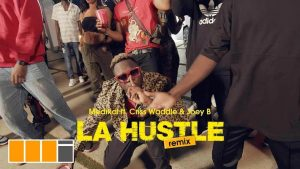 VIDEO: Medikal - La Hustle REMIX (feat. Criss Waddle & Joey B)