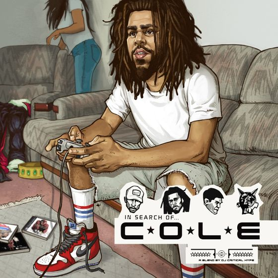 DJ Critical Hype – In Search Of… COLE (Mixtape)