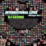 DJ Gashie - International Love Mixtape (Vol. 1)