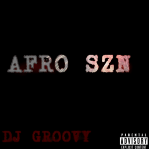 DJ Groovy - Afro SZN Mix