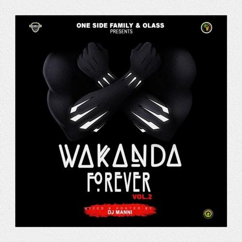 DJ Manni – Wakanda Mixtape Vol. 2 (2020 Mixtape)