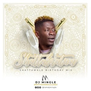 DJ Mingle - Shattabration (ShattaWale Birthday Mix)