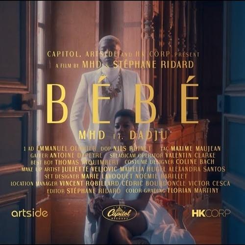 INSTRUMENTAL: MHD – Bebe (feat. Dadju) (ReProd. By OpkayBeatz_TMP)