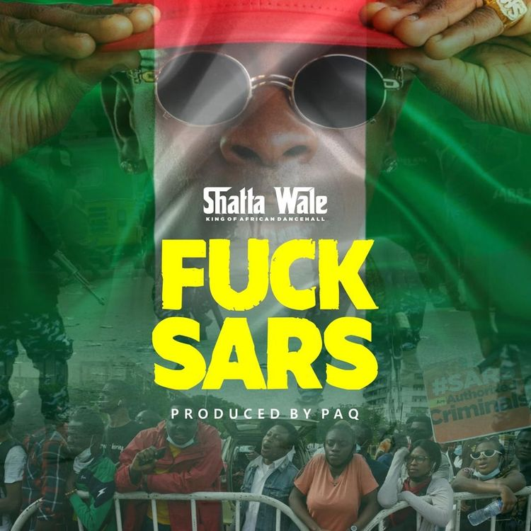 Shatta Wale – Fvck Sars (Prod. By Paq)